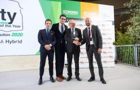 Scania Hybrid campione di sostenibilità: suo il Sustainable Truck of the Year