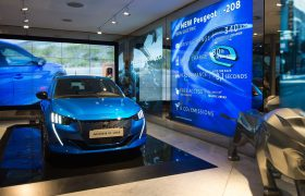 Peugeot e-mobility City Talk
