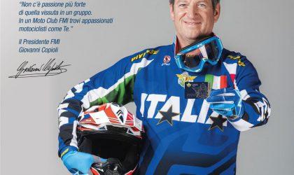 """FMI per il 2020: """"Siamo tutti i motociclisti"""""""
