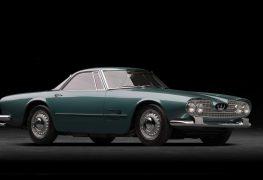 Maserati 5000 GT e lo Scià di Persia: 60 anni e non sentirli