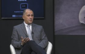 Gianni Pintonello, Senior Marketing Manager Coyote Italia