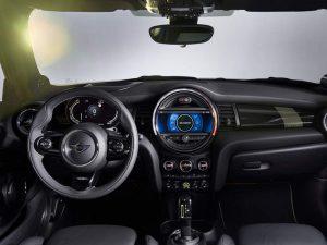 mini-cooper-se-interior-view