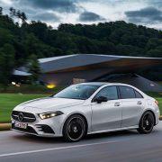 Mercedes Classe A Sedan: l'incontro tra classico  futuro