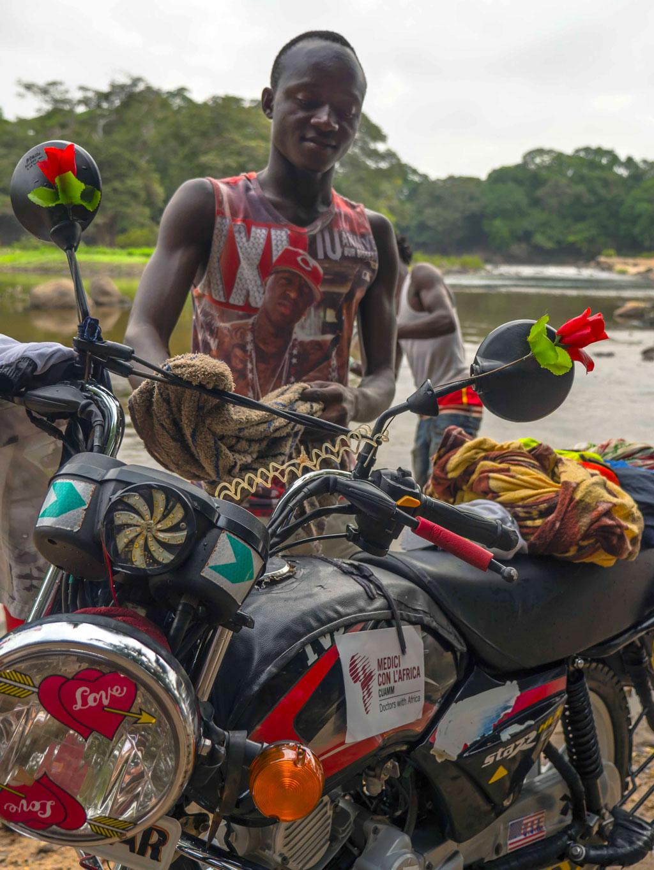 Africa-moto