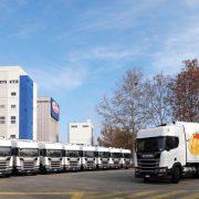 Barilla e Scania insieme per ridurre le emissioni inquinanti