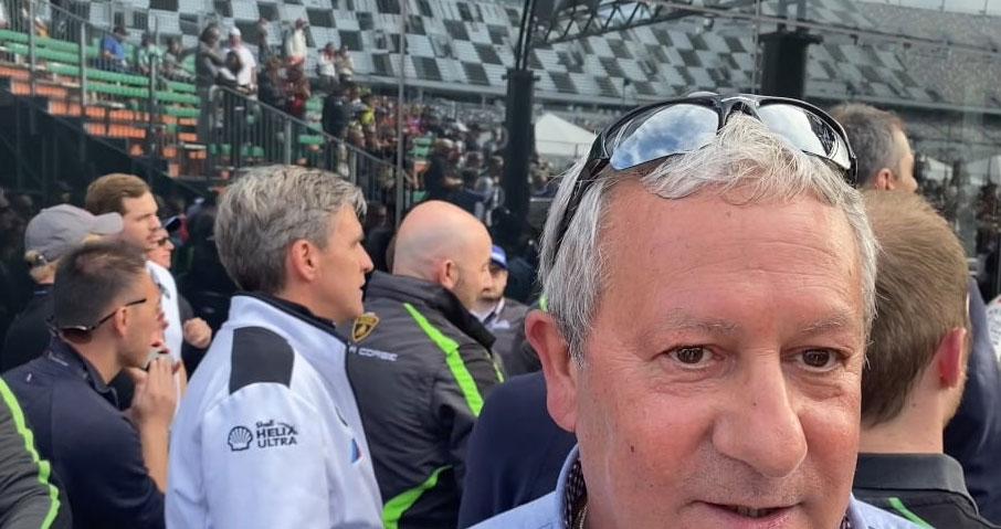 Ore di Daytona Lamborghini e Dallara per un'Italia che vince