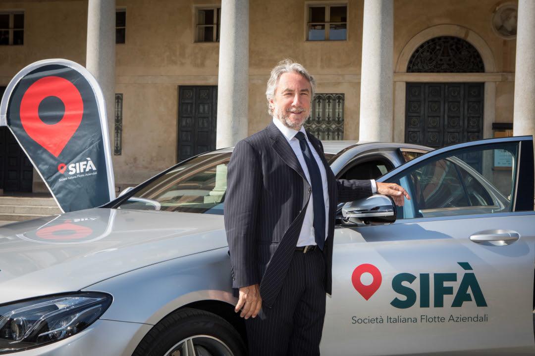 Paolo Ghinolfi, ad Sifà