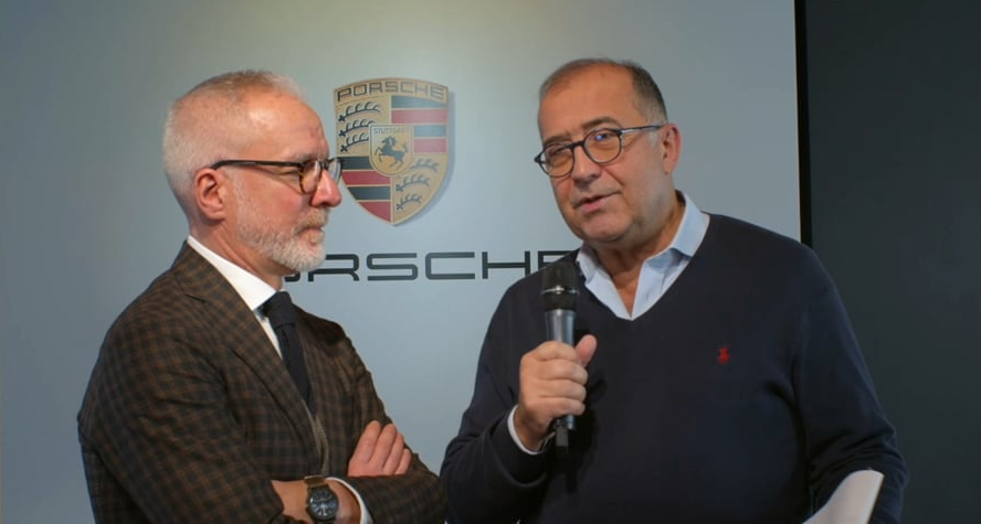 Porsche è l'anno di Taycan E nel 2021