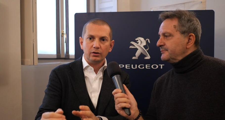"""Peugeot 508 le sorprese """"Blue"""""""