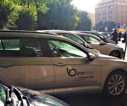 Popmove: la mobilità condivisa a Roma