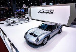 Lamborghini Polo Storico: a Parigi con la Miura SVJ #4860