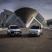 Panda e 500 Hybrid, la rivoluzione green nella mobilità urbana