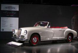 MAUTO: mostra per i 70 anni della Lancia Aurelia
