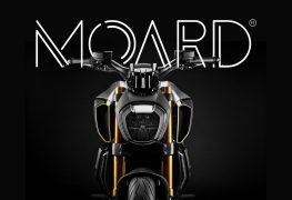 MOARD: il Salone del moto design in maggio a Milano
