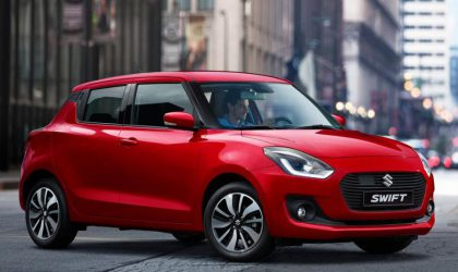 Car Influencer per un Giorno: Suzuki Swift Hybrid