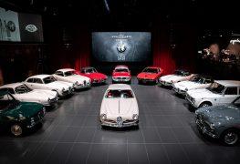Ruote da Sogno: omaggio per 110 anni di Alfa Romeo