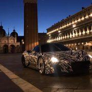 Maserati MC20: un motore chiamato Nettuno