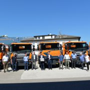 Scania: per Bolzano 7 nuovi mezzi