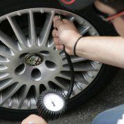 Raccomandazione: pneumatici sempre gonfi