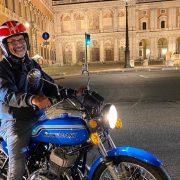 """Blasetti: """"Il mio master? In officina. Vado pazzo per auto e moto d'epoca"""""""