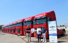 Iveco S-Way: dieci nuovi per la flotta della D'Amora Autotrasporti