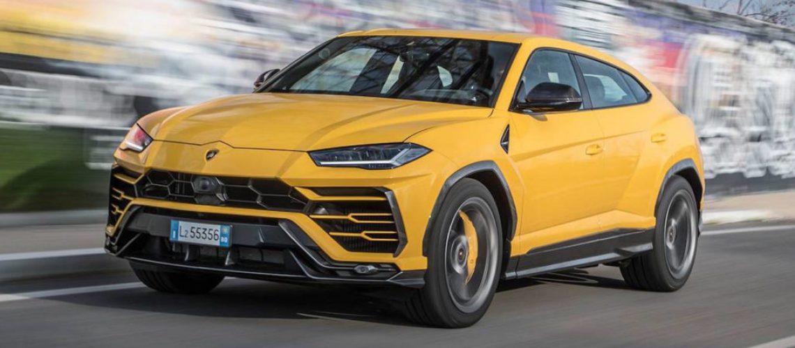 Lamborghini Urus: il Super Suv da record