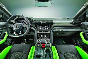 Lamborghini Urus2