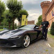 Ferrari Roma: capolavoro di eleganza