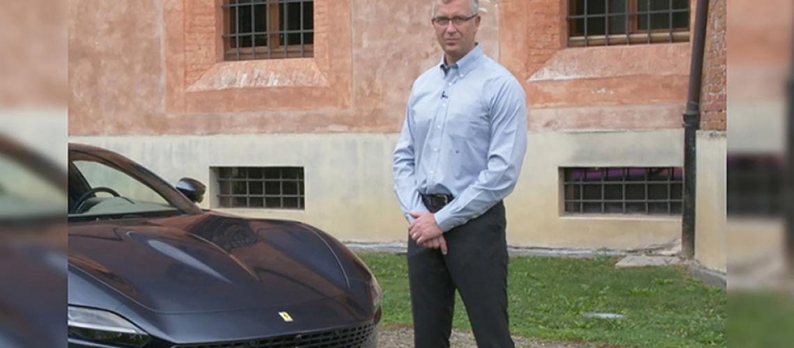Roma: la Ferrari per… tutti i giorni