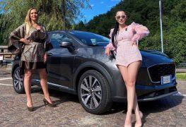 Ford Puma, con Elena Giaveri e Heller Gratitude