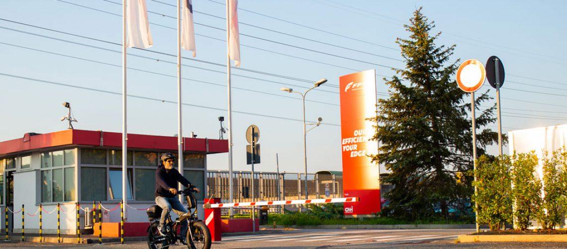 CNH Industrial: ancora main sponsor del Giretto d'Italia