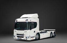 Scania: veicoli 100% elettrici