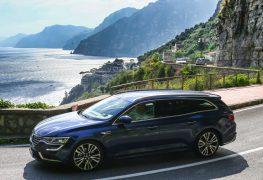 Renault Talisman Sporter: nulla da invidiare a un Suv