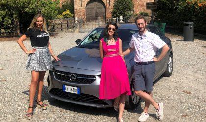 Opel Corsa, con Elena Giaveri e In Viaggio col Tubo