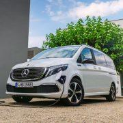 Mercedes EQV: altro primato per la Stella