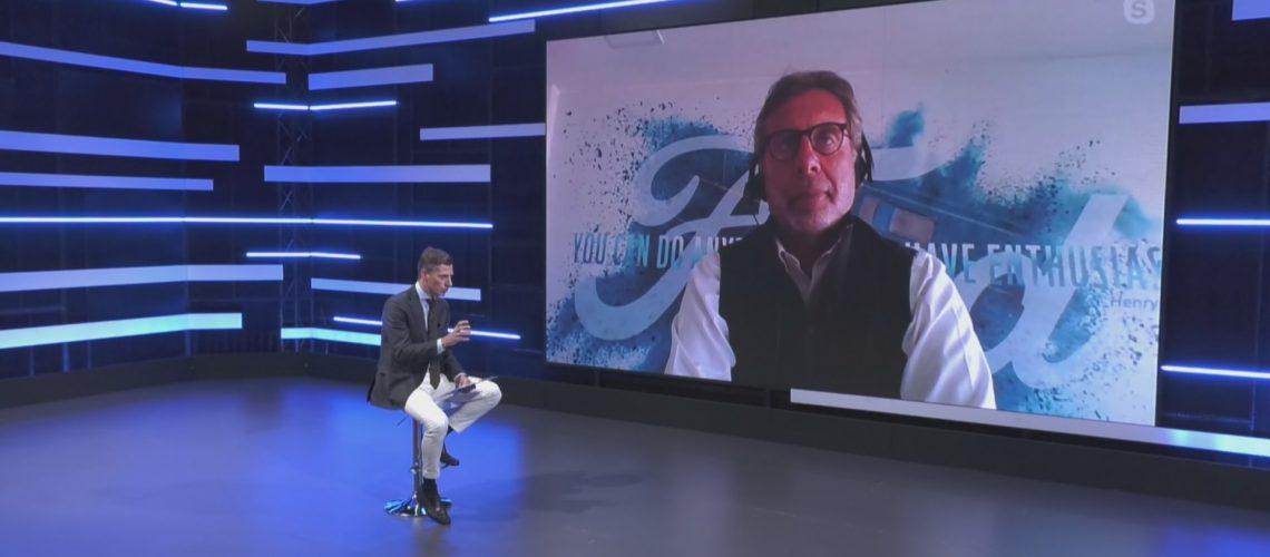 Marco Alù Saffi, Direttore Comunicazione Ford Italia