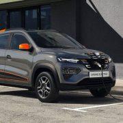Dacia Spring: elettrica accessibile