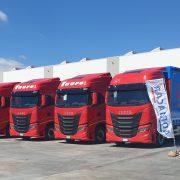 Iveco: a Tauro Autotrasporti cinque nuovi S-Way