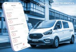 Ford Telematics: con multi-brand e Drive informazioni più rapide dalle flotte