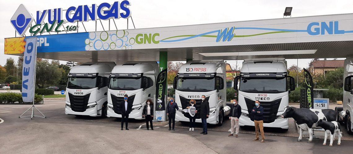 Iveco S-Way NP: nella flotta di Autotrasporti Rattini