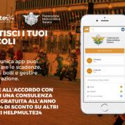 FMI-Tiassisto24: App con tanti servizi per i tesserati
