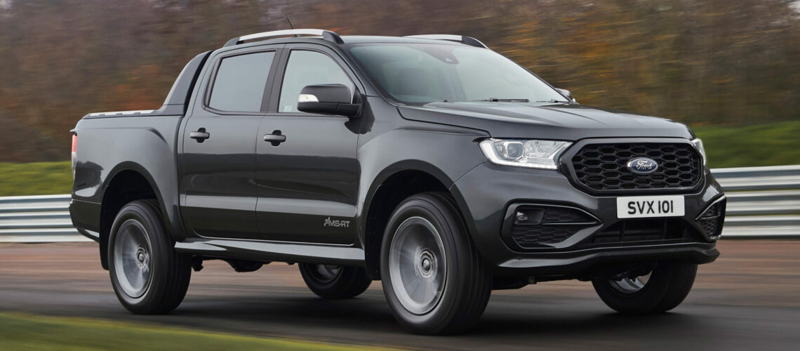 Ford Ranger MS-RT: pick-up con vocazione sportiva
