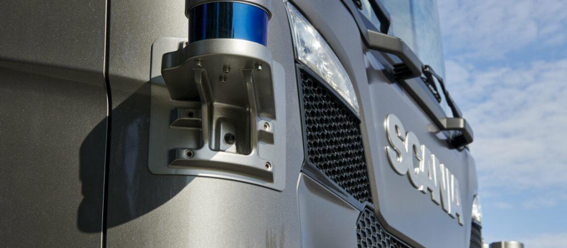 Scania: via libera per testare la guida autonoma in autostrada