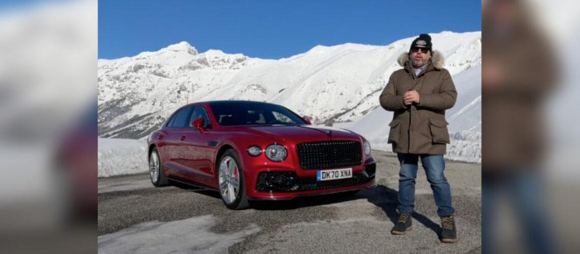 Bentley Flying Spur: sportiva, elegante e… una belva