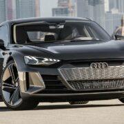 Audi e-tron GT quattro: la più potente di sempre