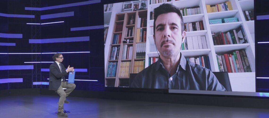 Giorgio Contu, Responsabile Comunicazione DS Italia