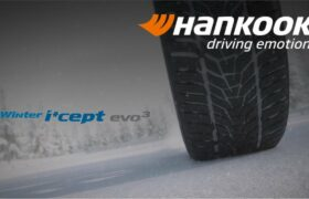 Hankook Winter i*Cept Evo3