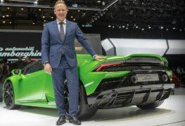 Borkert (Lamborghini): quei primi schizzi di auto al di là del Muro