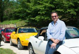 """Mancini (Jaguar Land Rover): """"Ecco Miataland, in onore a Mazda MX-5"""""""