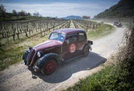 Franciacorta Historic 2021: Alberto e Federico Riboldi vincono su Fiat 508 C del 1937